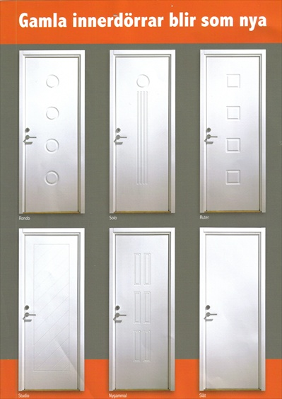 Dörrskiva innerdörr